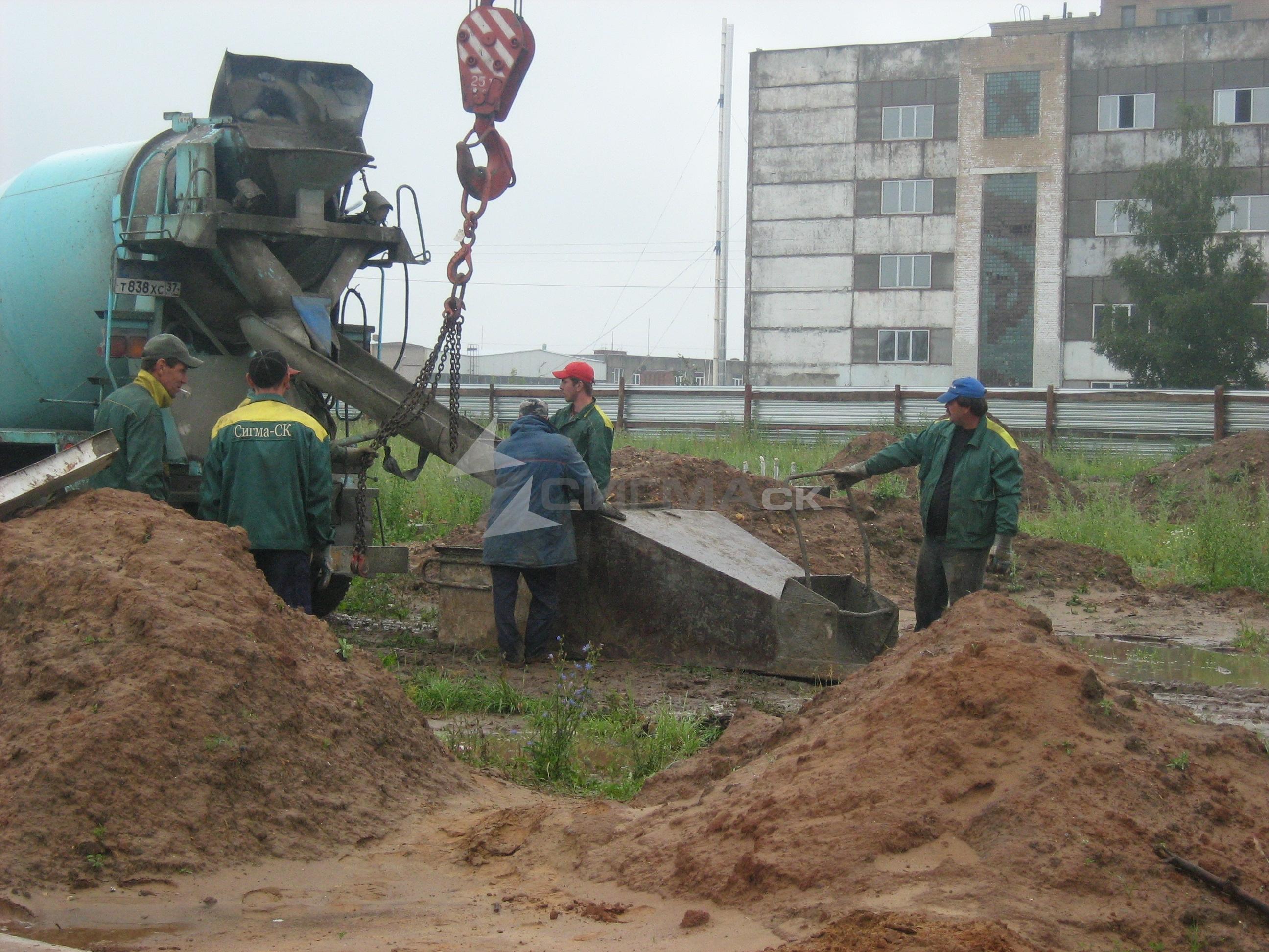Железные сваи для фундамента цена в Подольске